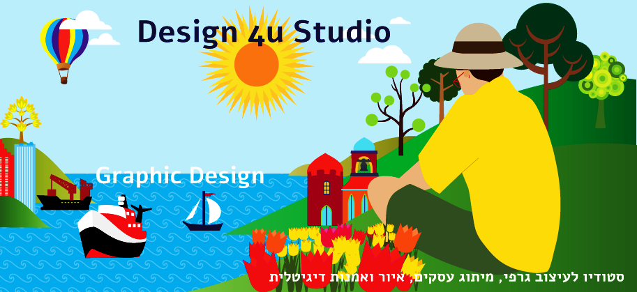 Design4u Studio - Geometric Illustration