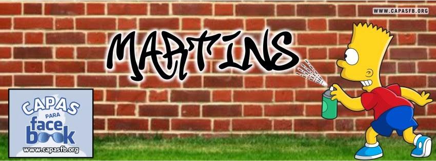 Capas para Facebook Martins