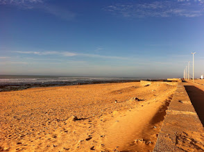 Photo: Cape Boujdour (Cabo Bojador)