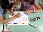 Scuola Primaria Parrano: esporremo a Tokoname(Giappone) per una mostra di disegni di bambini di tutto il mondoprimavera 2010