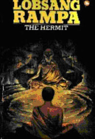 Cover of Tuesday Lobsang Rampa's Book The Hermit