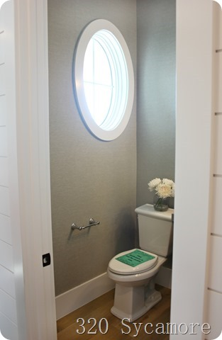 porthole window bathroom