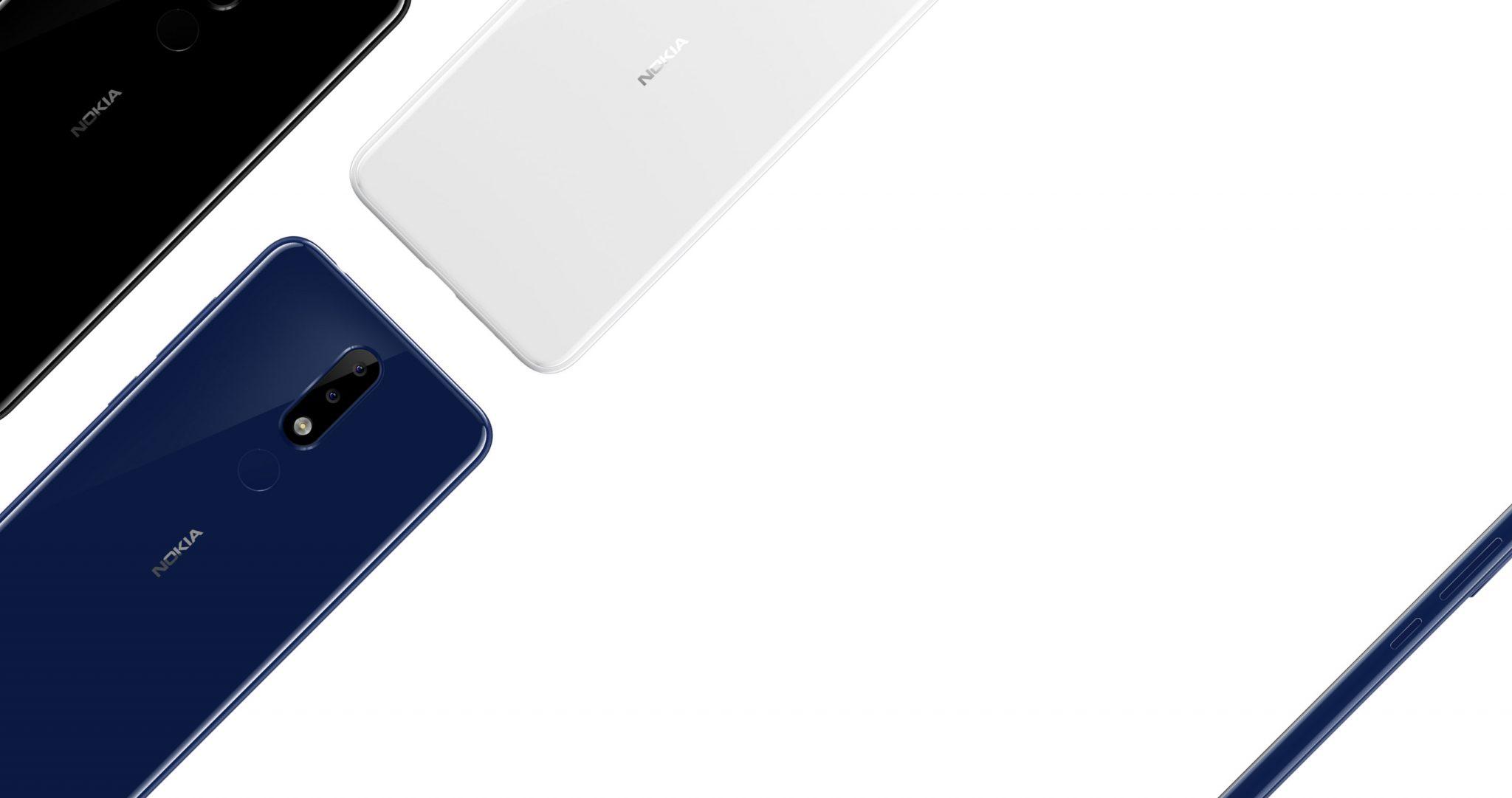 جوال Nokia X5 المميز بتصميم حذاب ومواصفات رائعة جداً