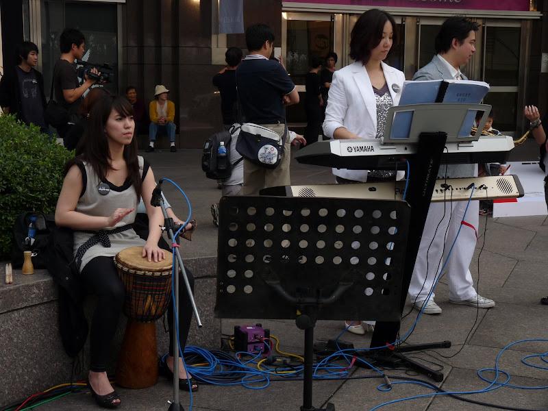 TAIWAN . Taipei De Shandao Temple jusqu à T 101 à pied... - P1160362.JPG