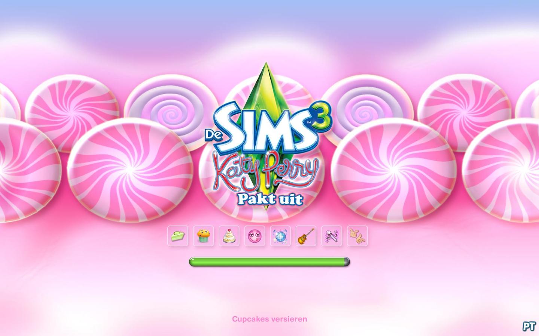 De Sims 3 Katy Perry Pakt Uit laadscherm