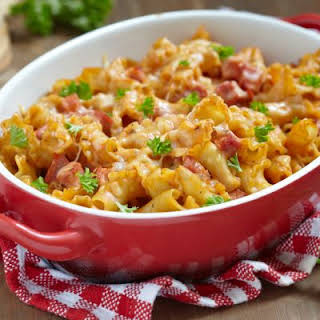 Cheesy Carbonara Recipes.
