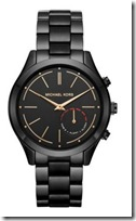 Michael Kors Black Hybrid Ladies Smart Watch