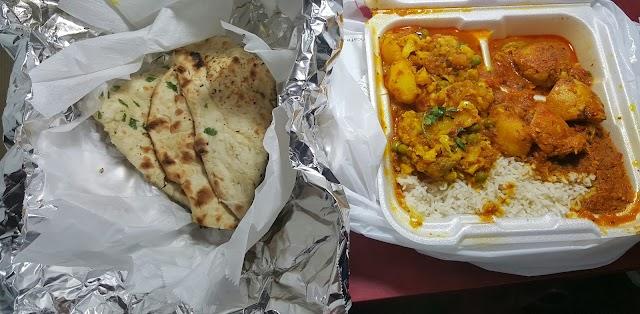Indian Naan Cafe