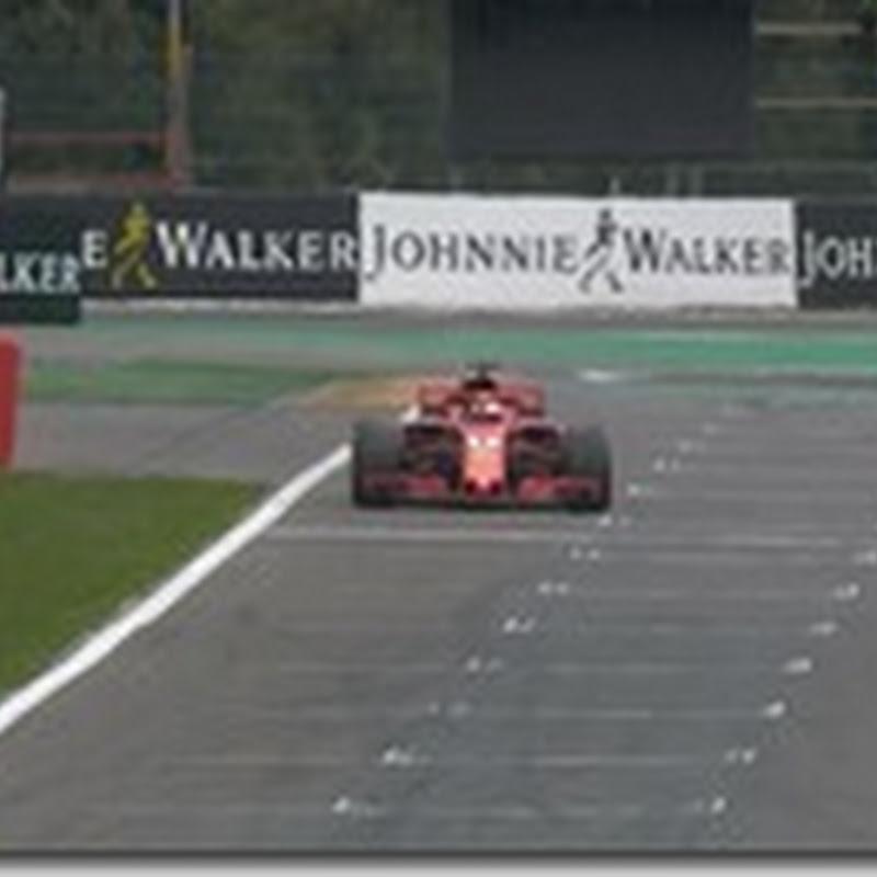 GP del Belgio: Domina Vettel