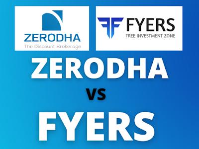 Zerodha vs fyers