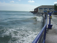 High Tide at Paignton