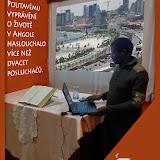 Přednáška Angola