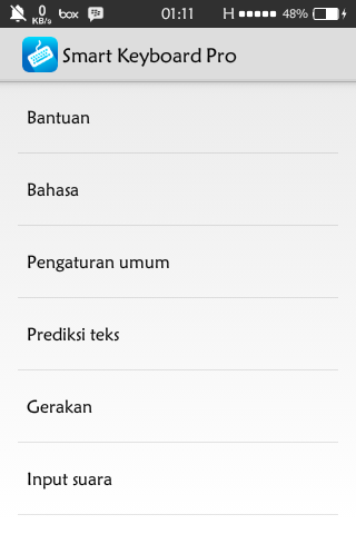 Smart keyboard pro apk all android device - Nugi GoBlog