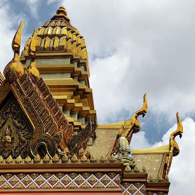 Four-Headed Buddha Shrine ©LeDomduVin 2020