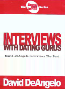 Cover of David Deangelo's Book Interviews With Dating Gurus The Stephen Interview Special Report