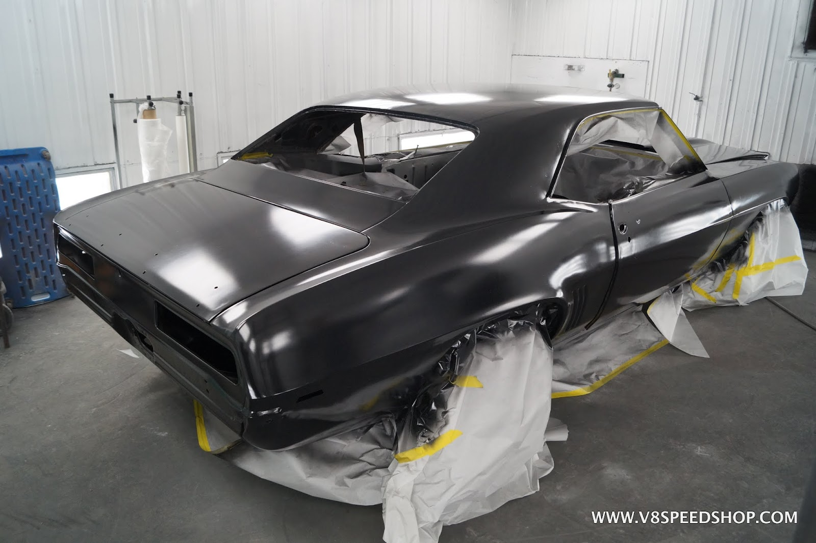 Carbon Flash 1969 Camaro