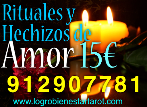 HECHIZOS Y RITUALES AMOR
