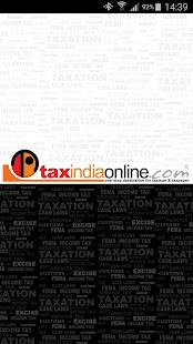 TIOL - TaxIndiaOnline- screenshot thumbnail