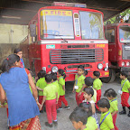 Field Trip to Fire Station (Nursery) 13.10.2016