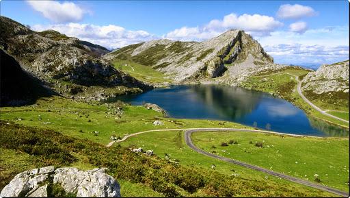 Lake Enol, Picos de Europa National Park, Asturias, Spain.jpg
