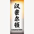 hamilton - tattoo designs