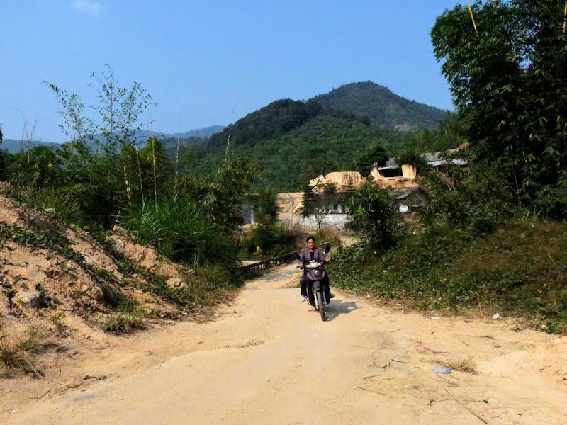 Fujian, en route pour Tou Lou