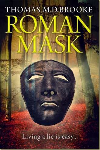 Roman Mask by Thomas M.D. Brooke - Thoughts in Progress