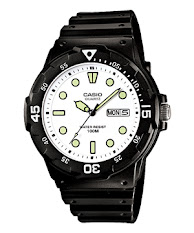 Jam Tangan Untuk Pria : Casio Databank Kalkulator