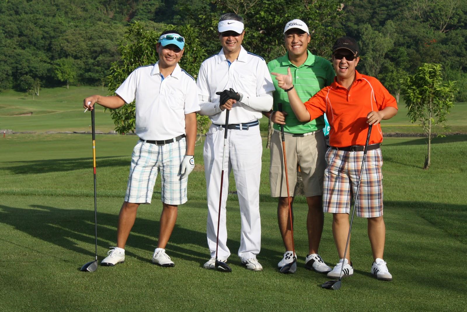 Inter-Financial Golf Fellowship 2012