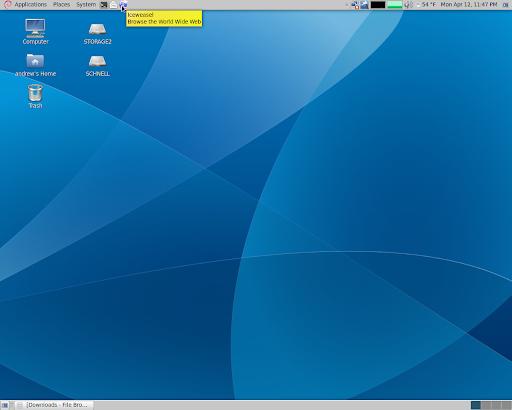 Toward a better looking desktop redux