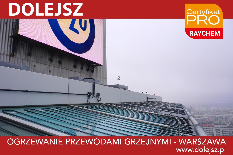 Instalacja przeciwoblodzeniowa Warszawa