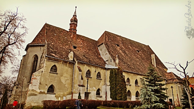 biserica manastirii dominicane sighisoara