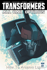 Actualización 14/05/2016: The Transformers #51, traducido por ZUR, revisado por Rosevanhelsing y maquetado por Kisachi.