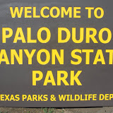 Palo Duro Canyon State Park, Texas and Oklahoma
