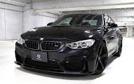 BMW M4 with 3D Design Parts