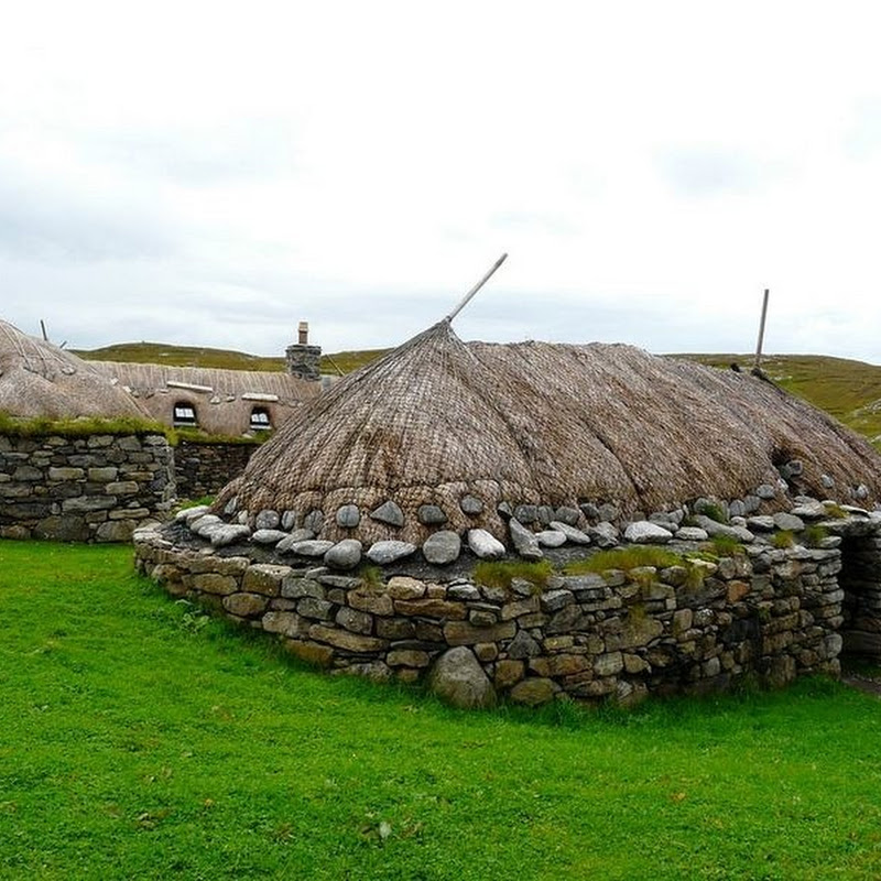Blackhouses of Scotland