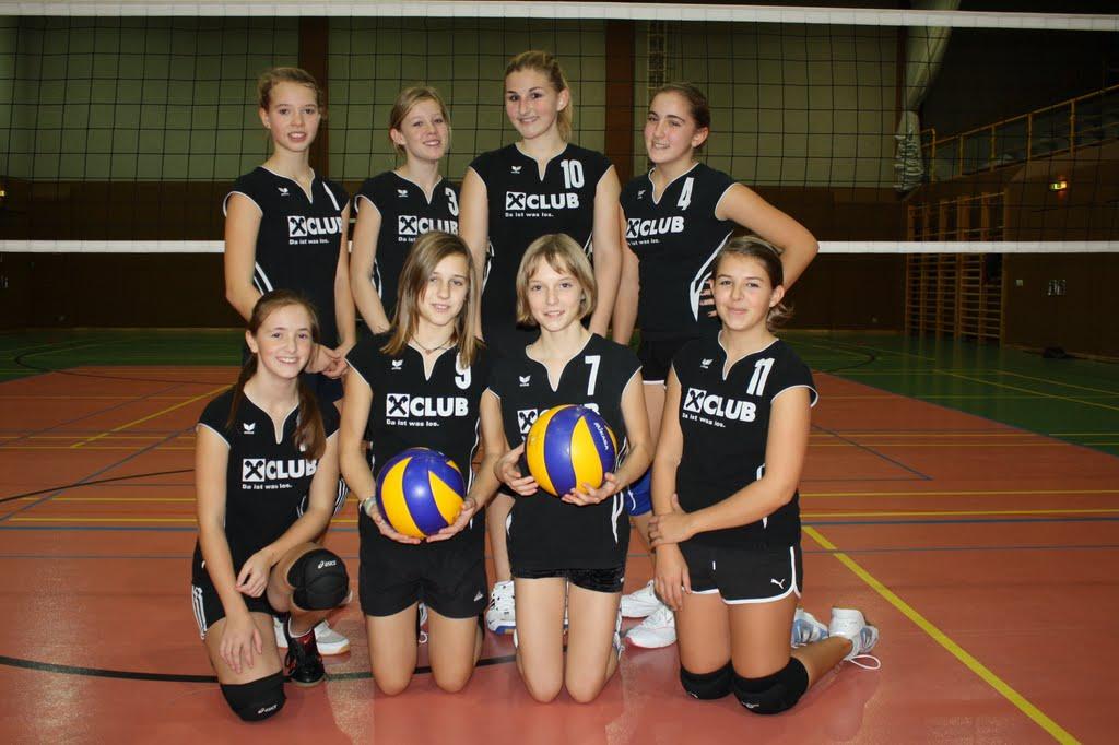 U15 Mädchen 2011/12