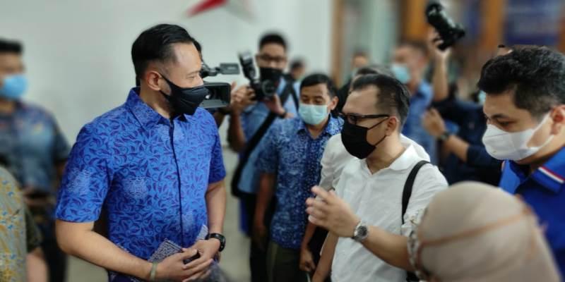 Di Hadapan AHY, Iwan Sumule: Kami Harap Demokrat Lawan Kesewenang-wenangan Rezim Sontoloyo