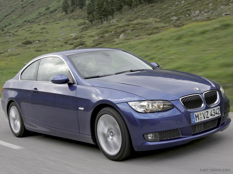 2009 bmw 3 series coupe specifications pictures prices. Black Bedroom Furniture Sets. Home Design Ideas