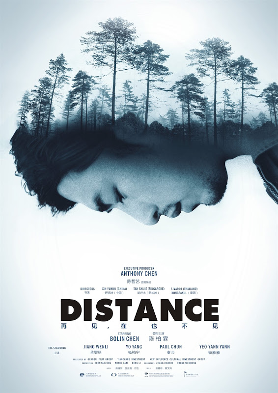 Distance China / Singapore / Thailand Movie