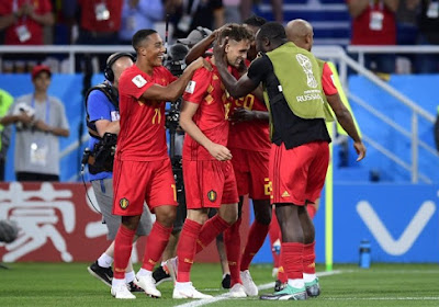 Les notes des Diables : Fellaini en patron, Tielemans confirme