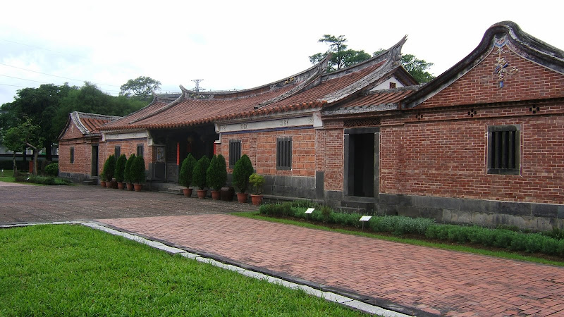 Taipei.Lin Ai tai historical house