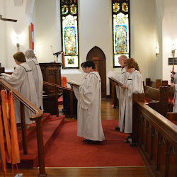 Worship at Saint Andrew