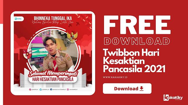 download twibbon hari kesaktian pancasila