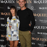OIC - ENTSIMAGES.COM - Janette Manrara and Aljaz Skorjanec attends  McQueen - press night at Theatre Royal Haymarket on the 27th August 2015. Photo Mobis Photos/OIC 0203 174 1069