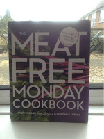 Meatfree Monday cookbook