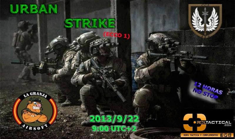 22/09/13 URBAN STRIKE  (ecco 1) 12 horas NO STOP Sin_ta10