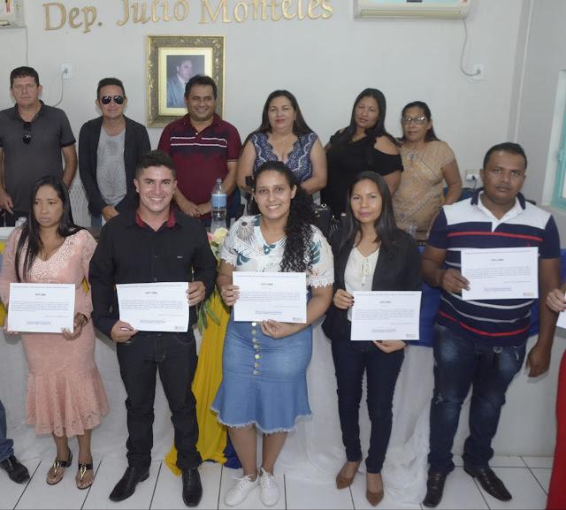 Secretaria de Assistência Social de Anapurus realiza cerimônia de Diplomação dos novos Conselheiros Tutelares do município