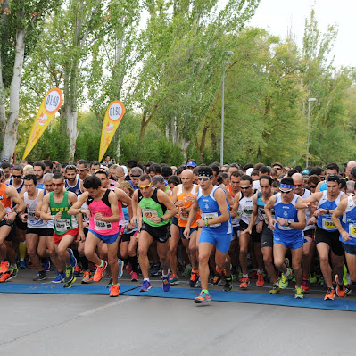 Media de Alcázar 2015 - Carrera