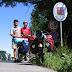 De grensovergang tussen Oostenrijk en Tsjechie
